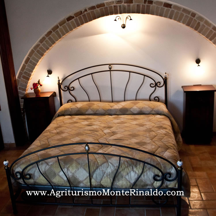 Agriturismo Marche Apartment Double Bed
