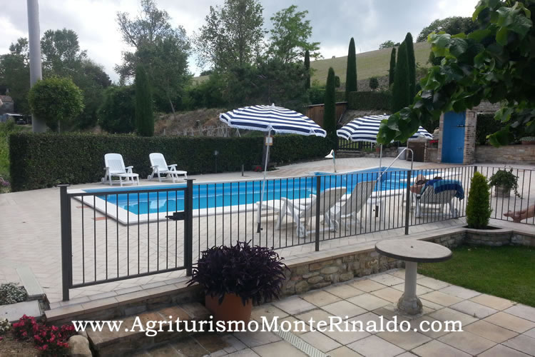 Agriturismo with Pool Marche